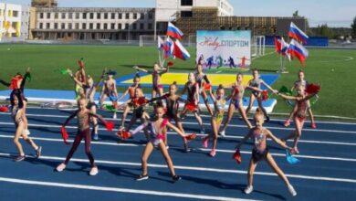 Photo of 12 сентября на стадионе «Труд» состоялся спортивный праздник, посвященный Дню города