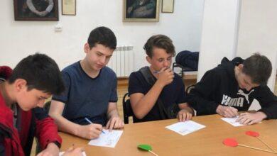 Photo of Ребята из КМДЦ «АктИв» получили электронные читательские билеты на ЛитРес