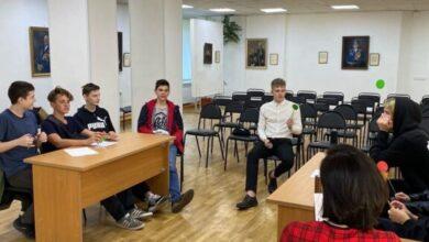 Photo of В Библиотеке им. И.Ф. Горбунова прошел квиз  «Проницательный ум»