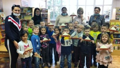 Photo of Воспитанники детского сада «Сказка» посетили Центральную городскую библиотеку