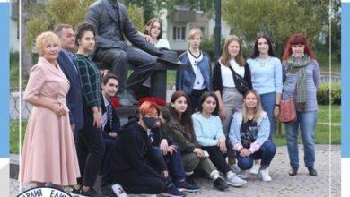 Photo of Молодогвардейцы приняли участие в экскурсии по Ивантеевке