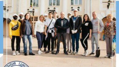 Photo of Молодогвардейцы приняли участие в ежегодной акции «Наш лес. Посади своё дерево»