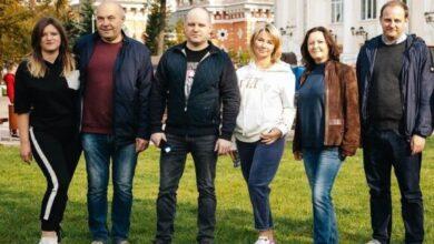 Photo of Максим Красноцветов принял участие в ежегодной экологической акции «Наш лес. Посади своё дерево»