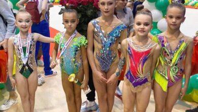 Photo of 26-27 сентября гимнастки СК «Динамо-Ивантеевка» приняли участие в турнире по художественной гимнастике «Капитошка 2020»