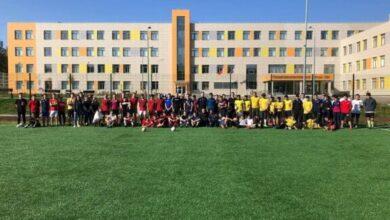Photo of 27 сентября прошёл первый этап II Кубка МГЕР 2020 по дворовому футболу