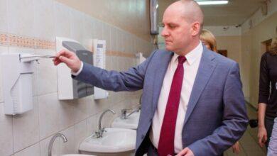 Photo of Максим Красноцветов провел состояние школьных санузлов