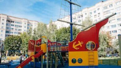 Photo of Неотъемлемая часть любого городского двора – детская площадка