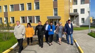 Photo of Общественная палата провела мониторинг нового детского сада на Хлебозаводской