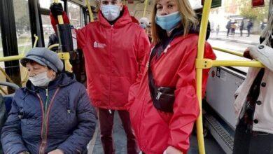 Photo of Ношение защитной маски – новая социальная норма и гражданская сознательность жителей (видео)