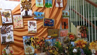 Photo of В детском саду № 17 «Петушок» организация ежегодной выставки на осеннюю тему уже стала традицией