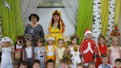 Photo of В детском саду №17 «Петушок» прошел праздничный досуг «Осенняя сказка»