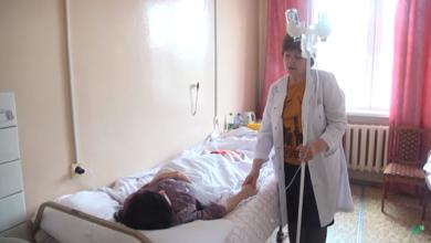 Photo of Заведующая гинекологическим отделением Ивантееской ЦГБ отметила юбилей (видео)
