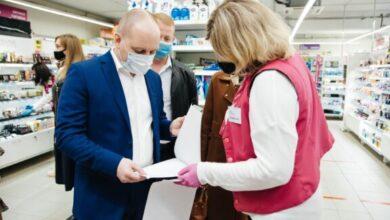Photo of Глава Ивантеевки проверил соблюдение санитарных норм на объектах торговли