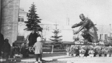 Photo of Скульптура «Последний бросок»