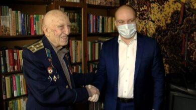 Photo of Почетному ветерану Подмосковья Дмитрию Константиновичу Липскому исполнилось 95 лет (видео)