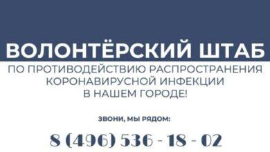 Photo of В Ивантеевке организован штаб по противодействию распространения коронавирусной инфекции