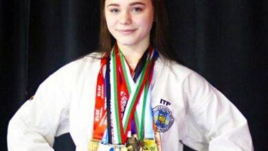 Photo of Поздравляем с заслуженной наградой спортсменку из Ивантеевки!
