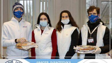 Photo of От всего сердца. Ивантеевские молодогвардецы поддержали медиков в период пандемии (видео)