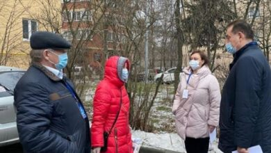 Photo of В Ивантеевке состоялся рейд по контролю  капитального ремонта многоквартирных домов