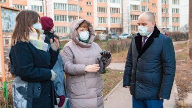 Photo of Глава города Максим Красноцветов провёл выездное совещание по отработке обращений в муниципальный ЦУР