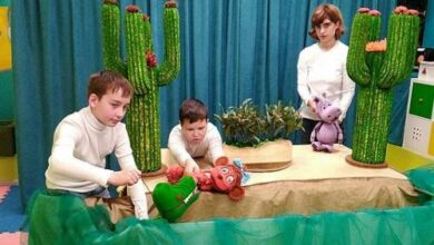 Photo of В АНО «Радость моя» продолжаются занятия в театральной студии