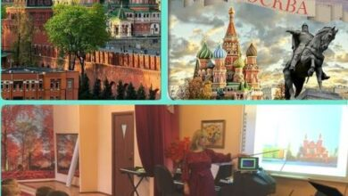 Photo of «Главный город России — Москва»