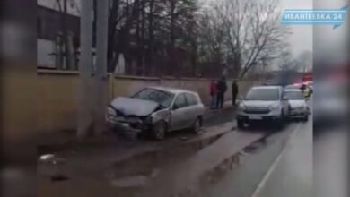 Photo of В промзоне на Толмачева водители пострадали от выбоин