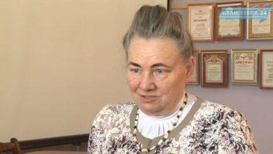Депутат Алла Ливанова