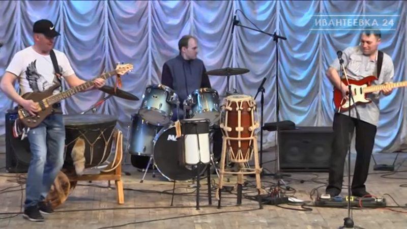 Концерт в Ивантеевке группы Снегири и Новый Иерусалим