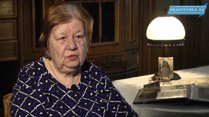 Маргарита Олейник воспоминания о блокаде Ленинграда