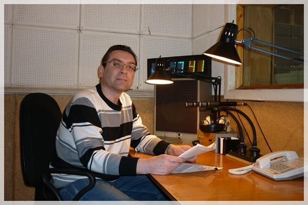 Богатноу Сергей ведущий Пушкинского радио