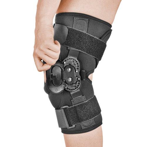 шарнирный коленный бандаж