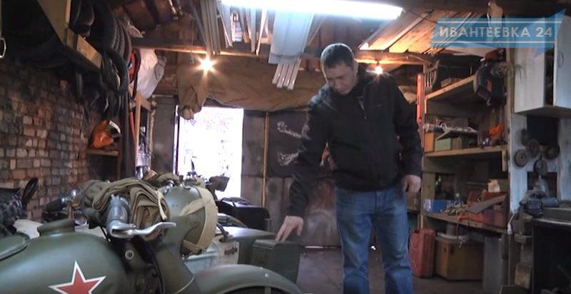 Реконструктор войны Юрий Горшков. Слайд 6